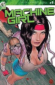 Machine Girl #1