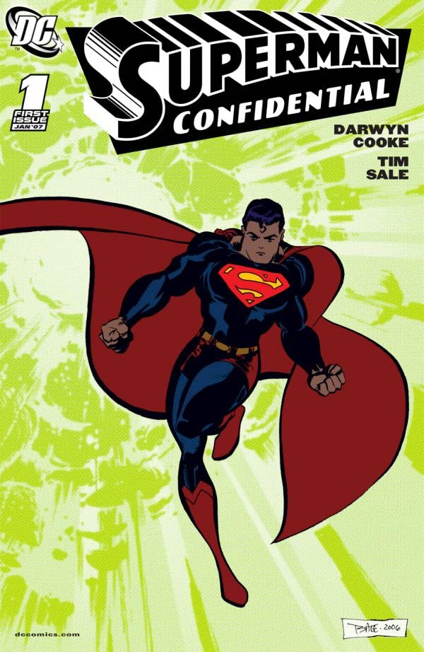 Superman: Confidential #1