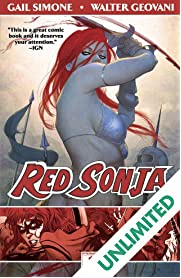 Red Sonja Vol. 1: Queen of Plagues