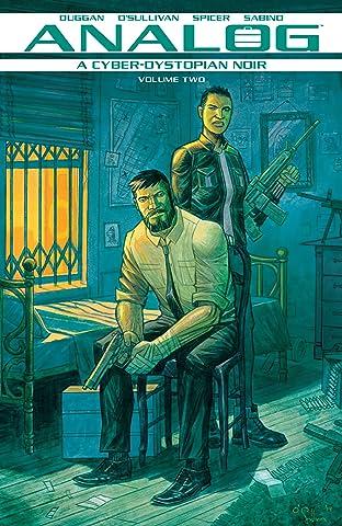 Analog: A Cyborg-Dystopian Noir Tome 2
