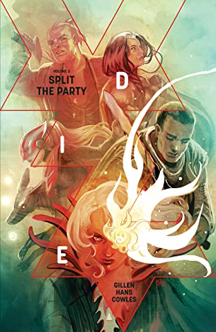 Die Tome 2: Split The Party