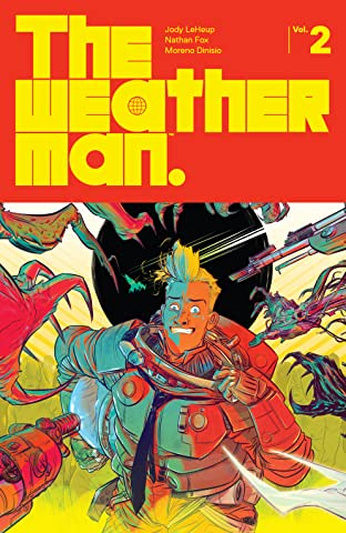 The Weatherman Tome 2