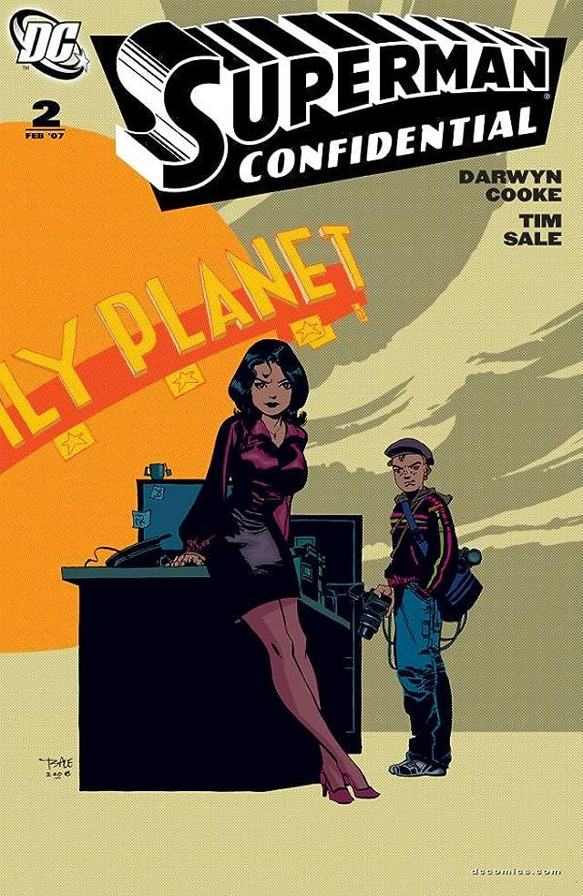 Superman: Confidential #2
