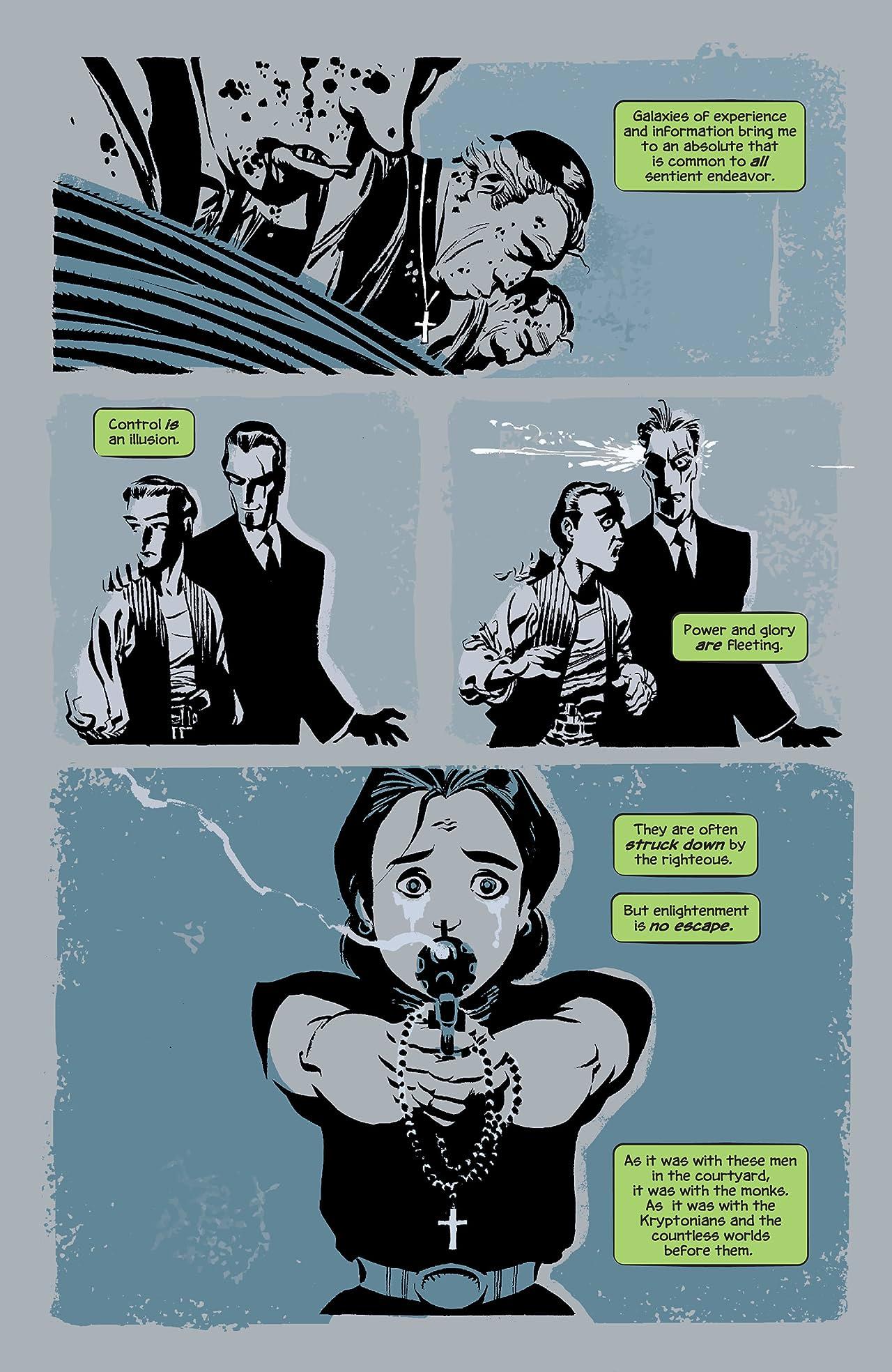 Superman: Confidential #3
