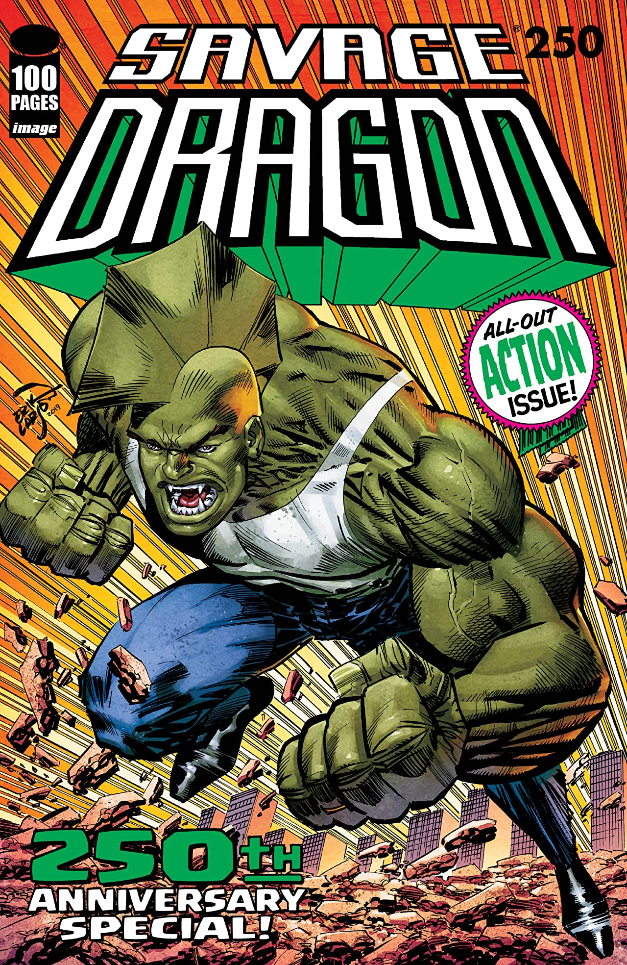 Savage Dragon No.250