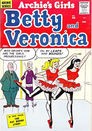 Archie's Girls Betty & Veronica #48