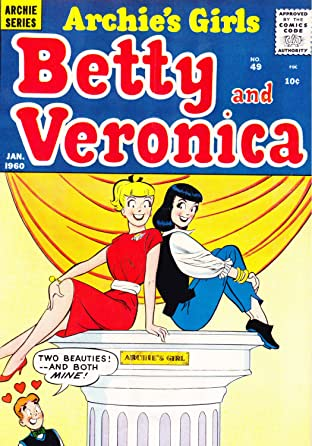 Archie's Girls Betty & Veronica #49