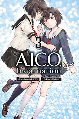 A.I.C.O. Incarnation Tome 3