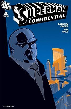 Superman: Confidential #4