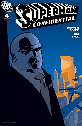 Superman: Confidential #4