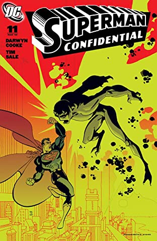 Superman: Confidential #11