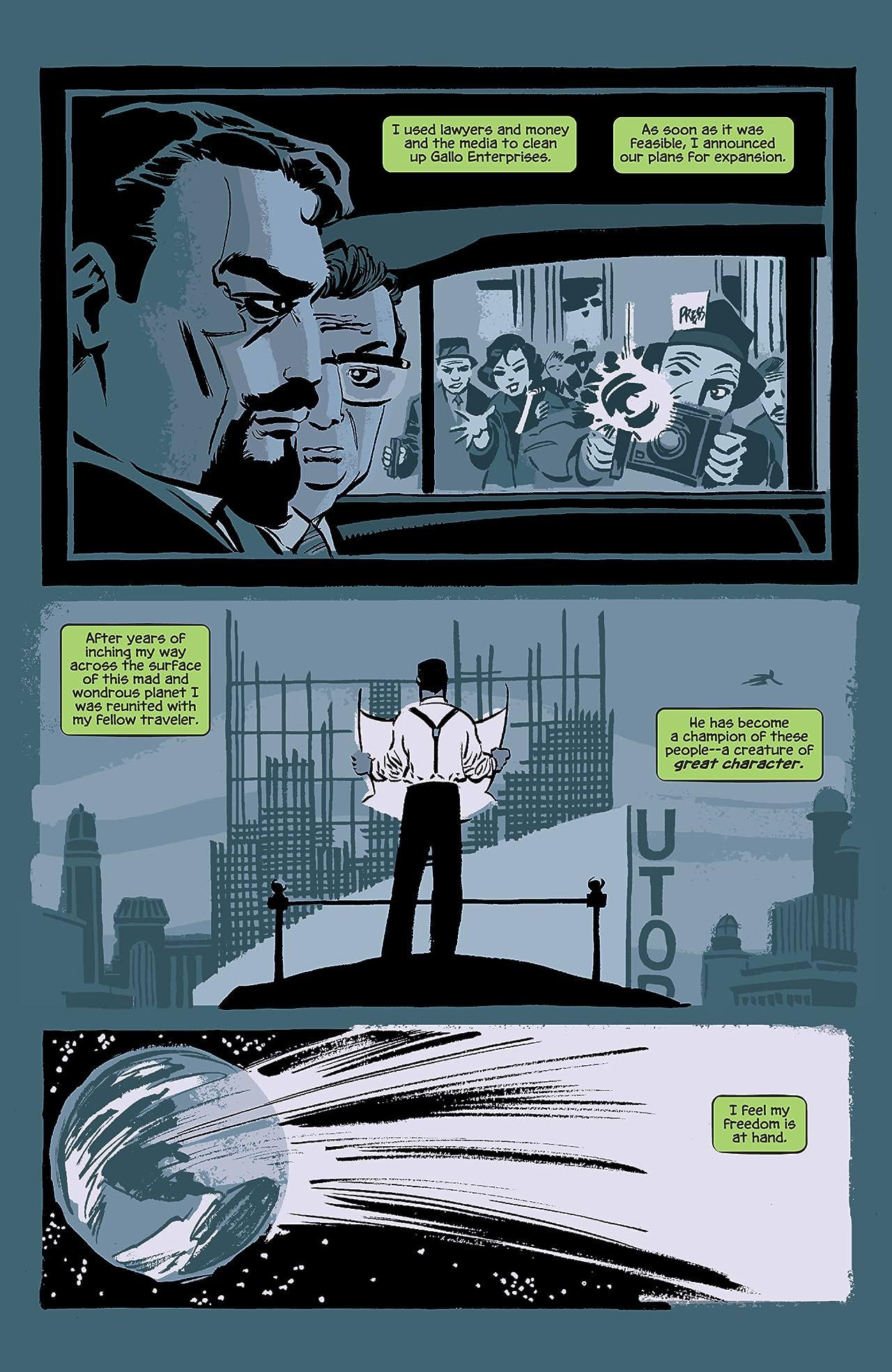 Superman: Confidential #11