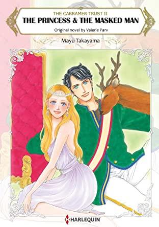 The Princess & the Masked Man Tome 2: The Carramer Trust
