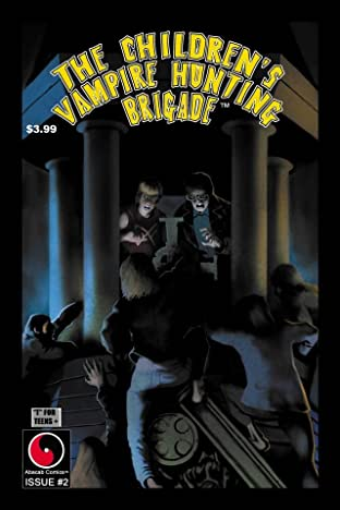 The Children's Vampire Hunting Brigade #2
