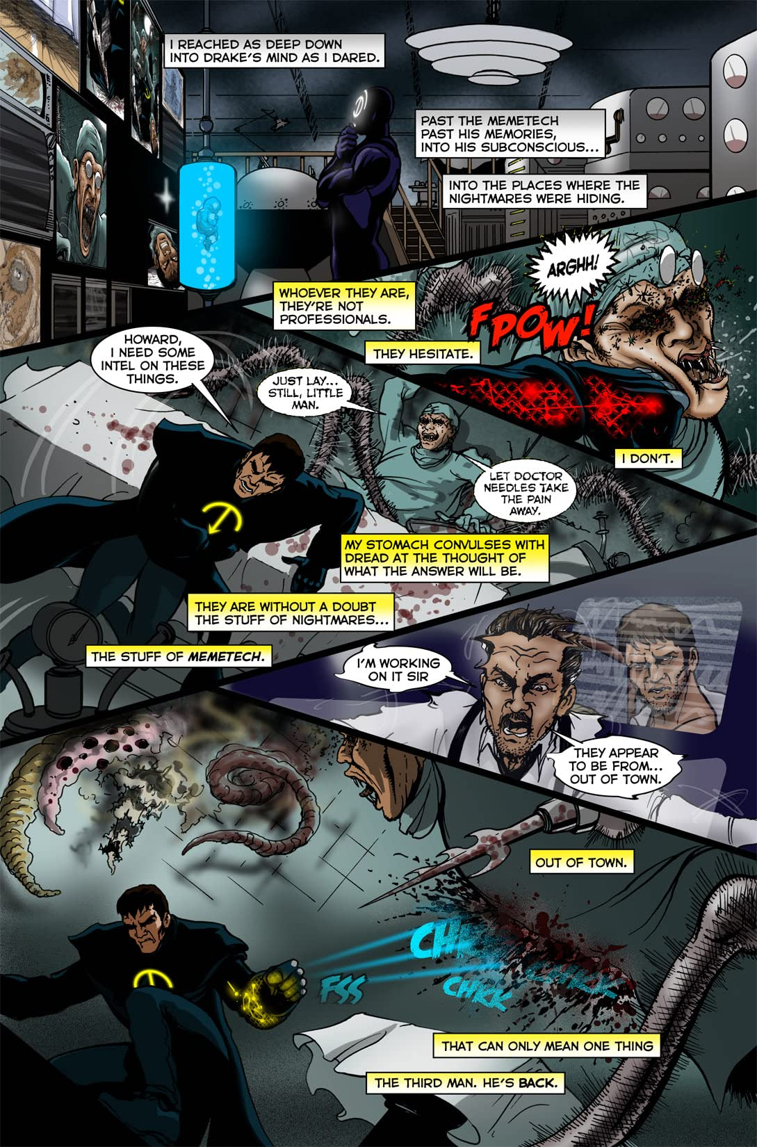 The Dark #3