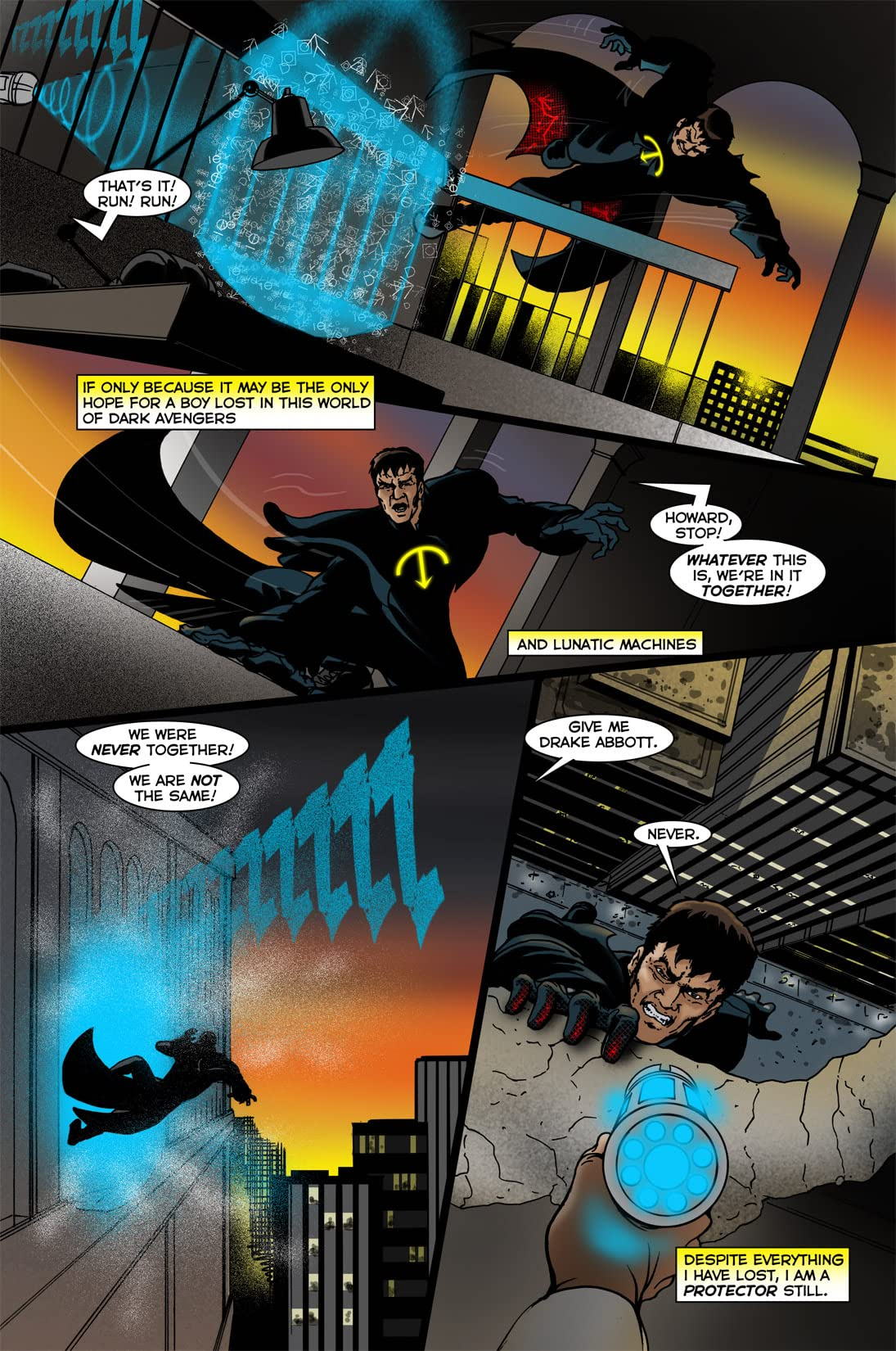 The Dark #4