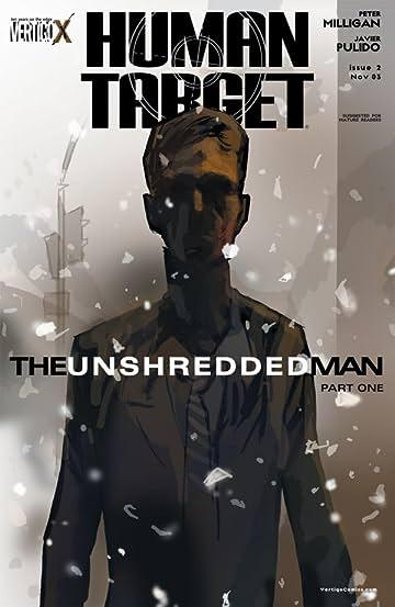 Human Target (2003-2005) #2