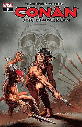 Conan The Cimmerian (2008-2010) #9