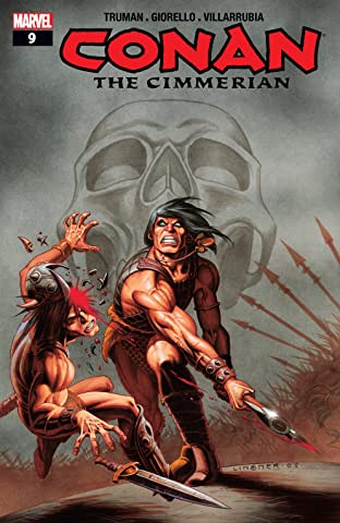 Conan The Cimmerian (2008-2010) No.9