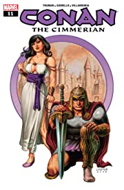 Conan The Cimmerian (2008-2010) #11