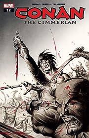 Conan The Cimmerian (2008-2010) #12