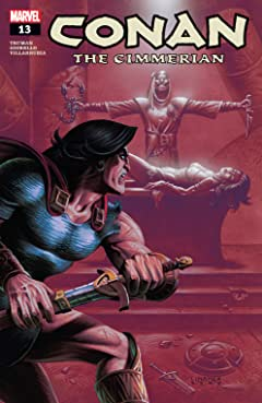 Conan The Cimmerian (2008-2010) #13