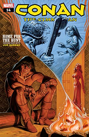 Conan The Cimmerian (2008-2010) #14