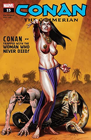Conan The Cimmerian (2008-2010) No.15