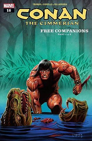 Conan The Cimmerian (2008-2010) #16