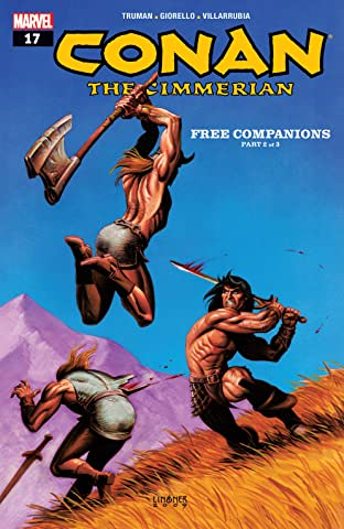 Conan The Cimmerian (2008-2010) #17