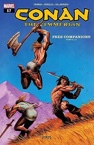 Conan The Cimmerian (2008-2010) #17