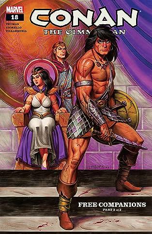 Conan The Cimmerian (2008-2010) #18