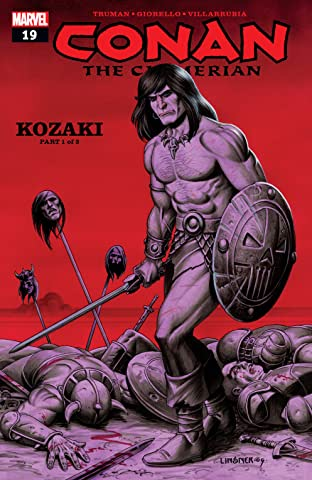 Conan The Cimmerian (2008-2010) #19