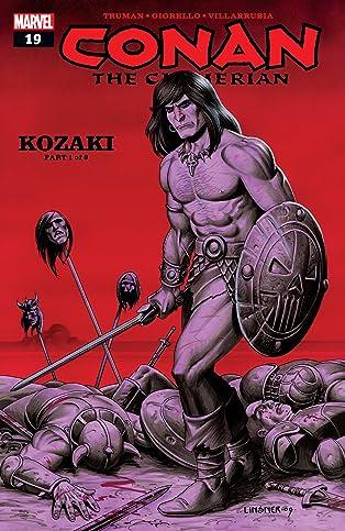 Conan The Cimmerian (2008-2010) #19