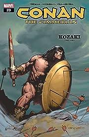 Conan The Cimmerian (2008-2010) #20