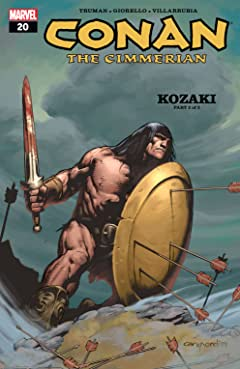 Conan The Cimmerian (2008-2010) #20