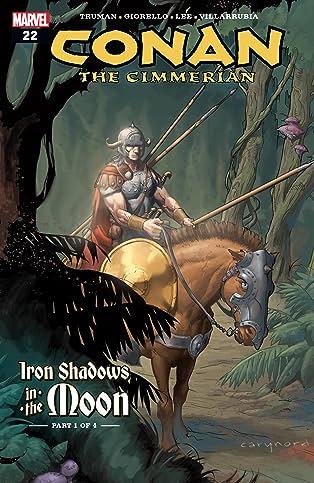 Conan The Cimmerian (2008-2010) #22