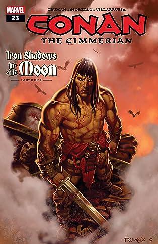 Conan The Cimmerian (2008-2010) #23
