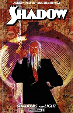 The Shadow Master Series #4