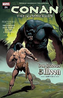 Conan The Cimmerian (2008-2010) #24