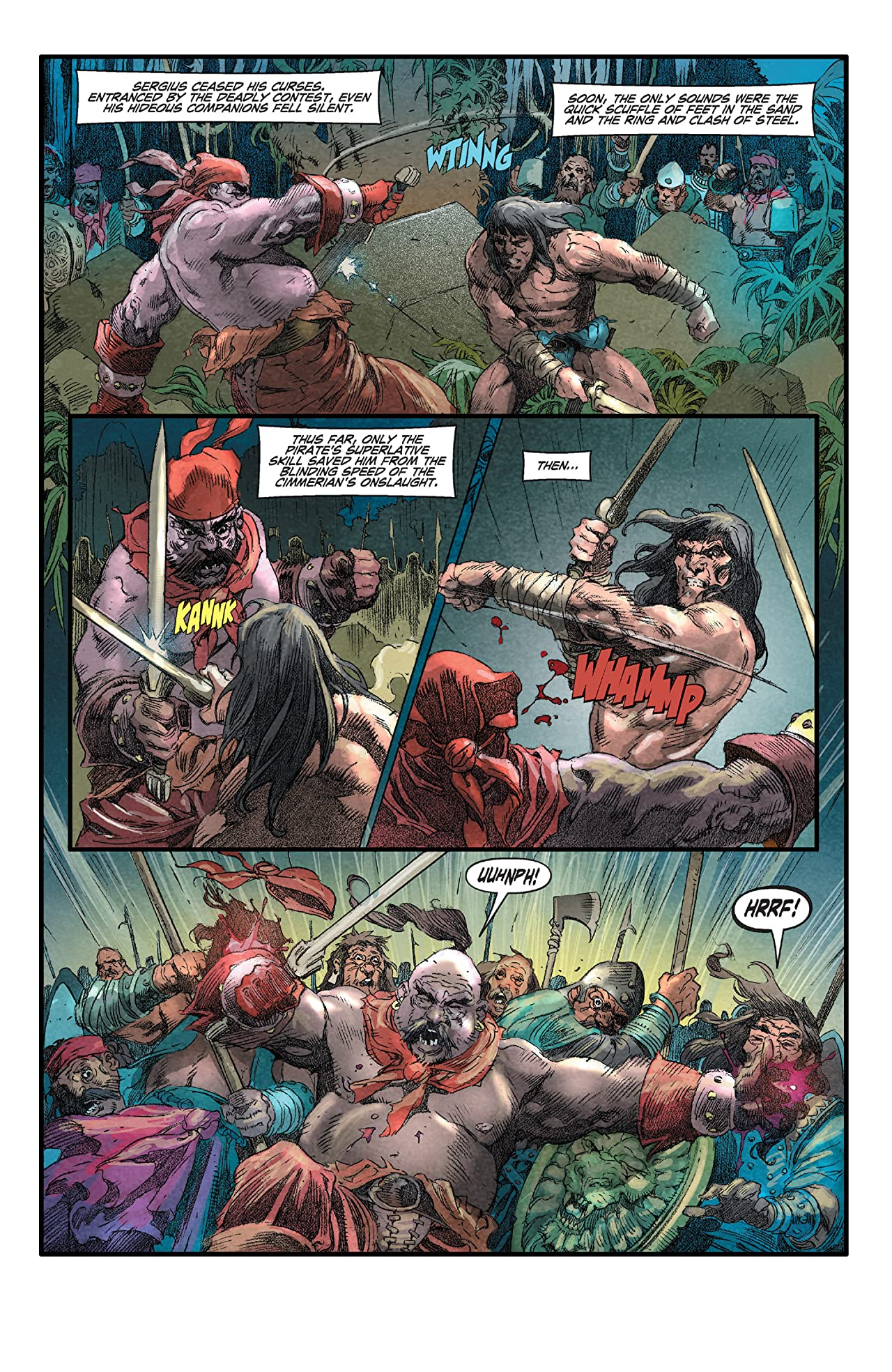 Conan The Cimmerian (2008-2010) #24