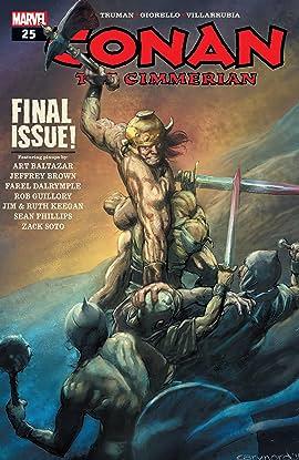 Conan The Cimmerian (2008-2010) #25