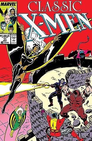 Classic X-Men (1986-1990) #11
