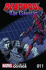 Deadpool: The Gauntlet Infinite Comic #11