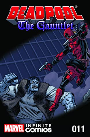 Deadpool: The Gauntlet Infinite Comic #11