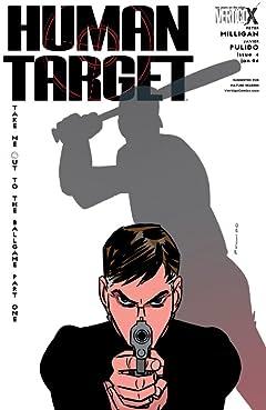 Human Target (2003-2005) #4