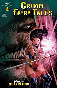Grimm Fairy Tales #34: War of Neverland