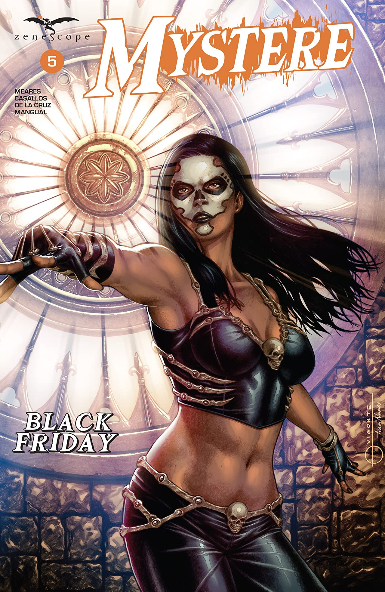 Mystere #5: Black Friday
