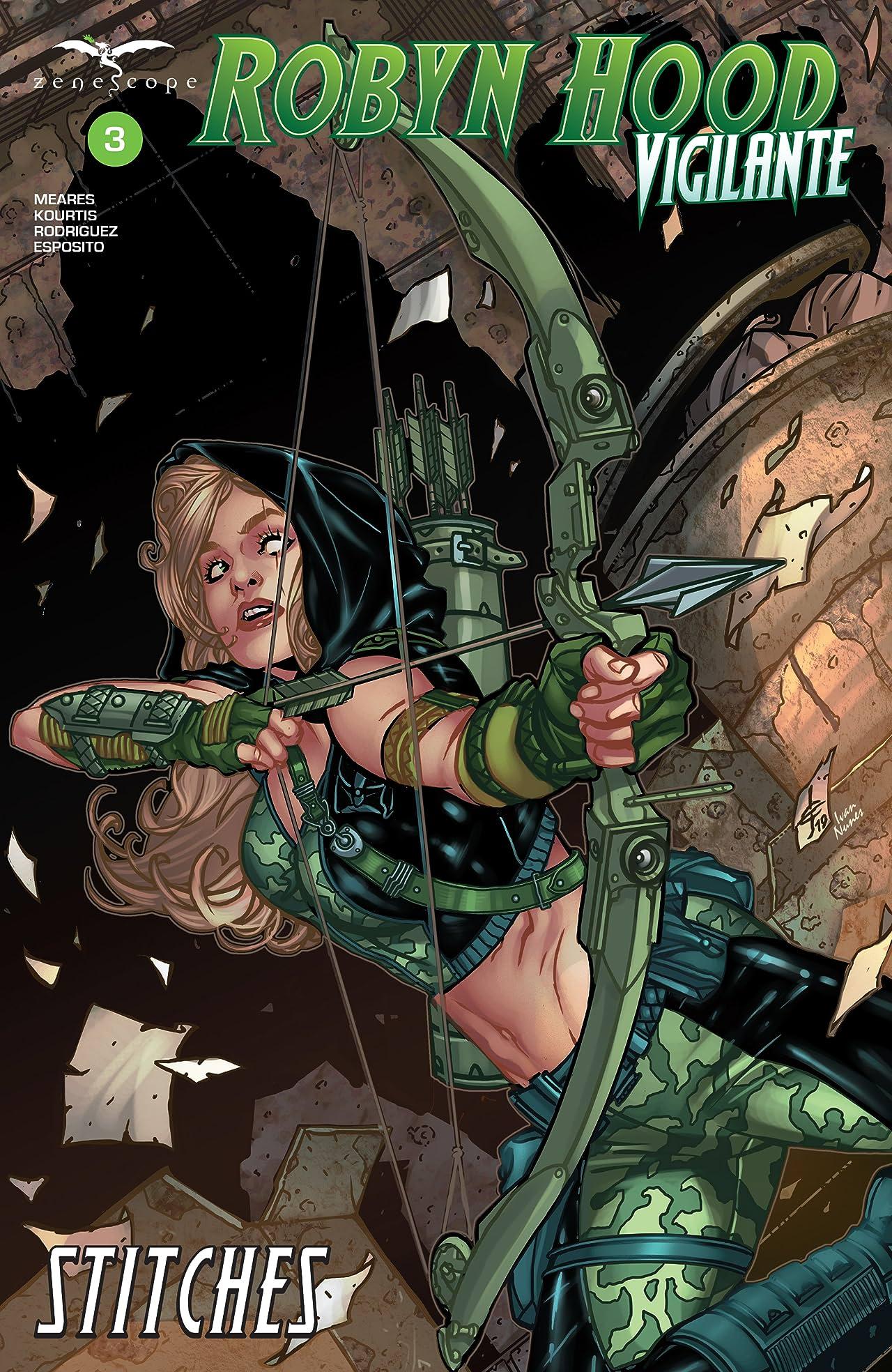 Robyn Hood #3: Vigilante
