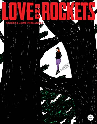 Love and Rockets Vol. IV No.8